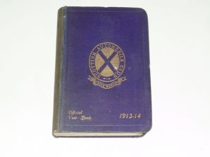 Royal Scottish Automobile Club Year Book for 1913-14
